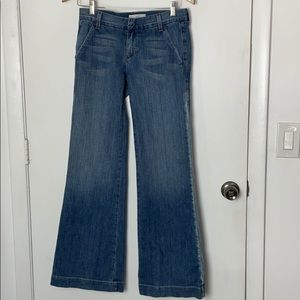 Armani Exchange Flare Jeans 6R